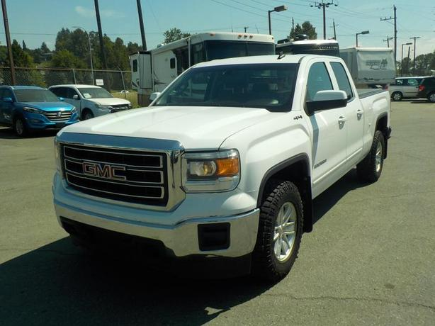 2014 GMC Sierra 1500 SLE Extended Cab Standard Box 4WD