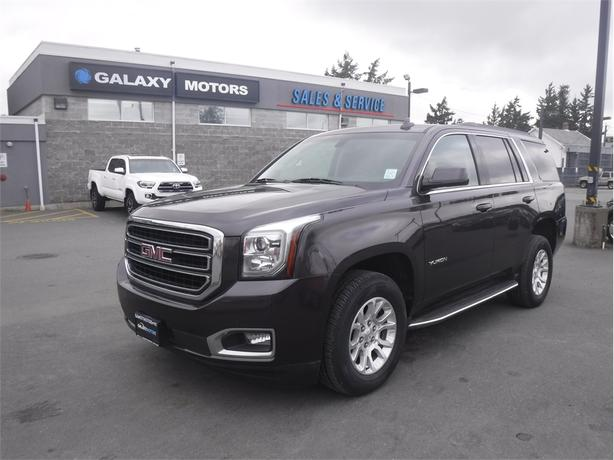 2016 GMC Yukon SLE - 8 SEATER, BACK UP CAM, RUNNING BOARDS