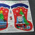 Thomas The Tank Engine Giant Stocking Craft Panel Fabric
