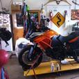 ALUMINUM MOTORCYCLE LUGGAGE