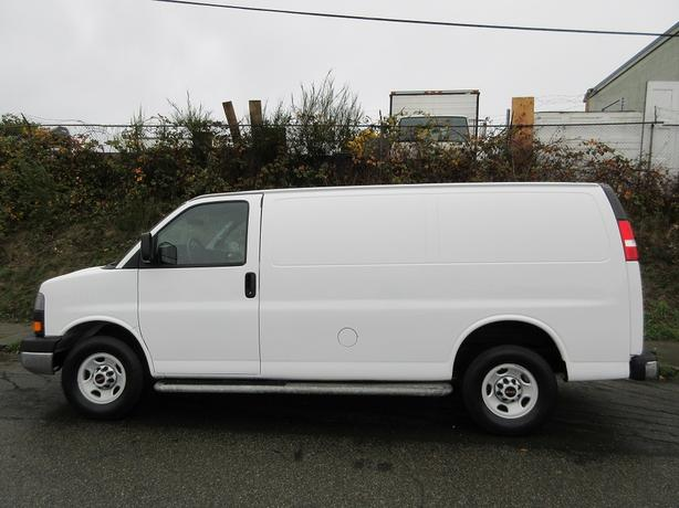 2015 GMC Savana 2500 Cargo Van - ON SALE!