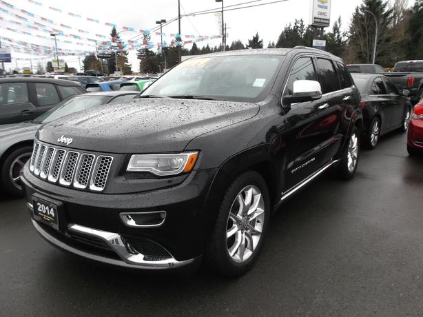 2014 JEEP GRAND CHEROKEE 4X4 FOR SALE