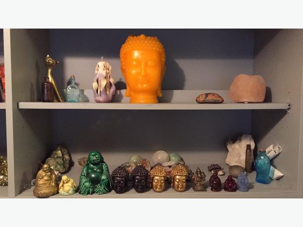 budai/buddhas etc