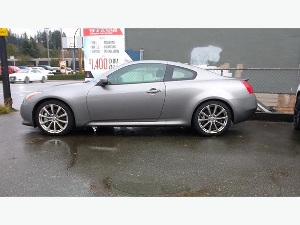 "INFINITI G37S COUPE W/ NAV SYSTEM - ""FREE IPAD MINI 'TIL 9TH DECEMBER"""