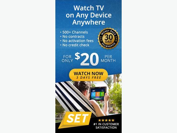 The Best Premium IPTV Service