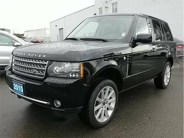 2010 Land Rover Range Rover 5.0 Supercharged