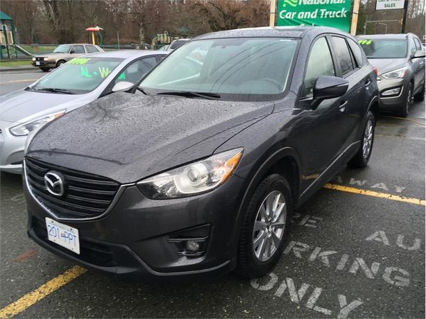 2016 Mazda CX-5 GS - AWD