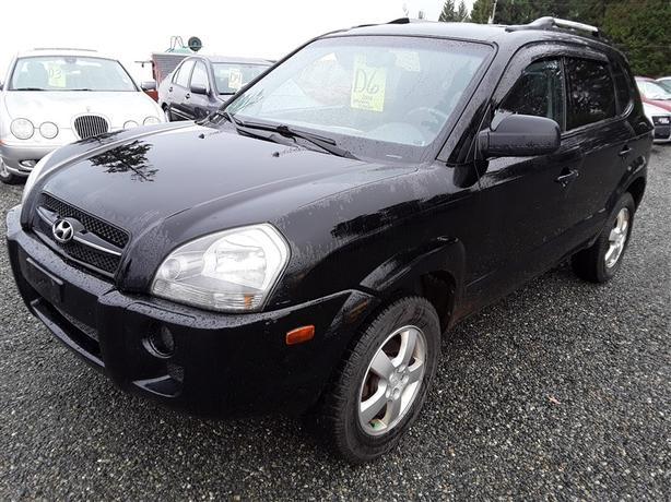 2006 Hyundai Tuscon