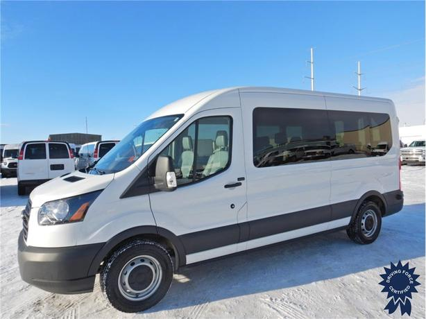 2017 Ford Transit Wagon XL