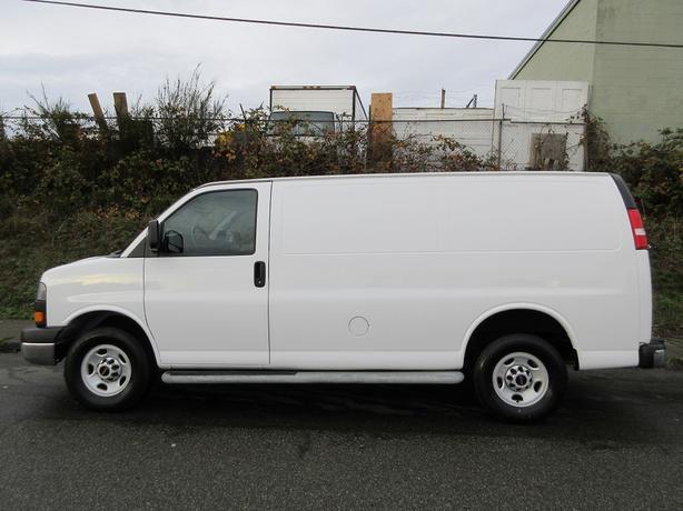 2015 GMC Savana 2500 Cargo Van