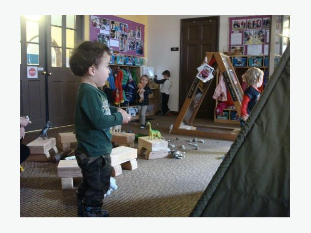 Fully Accredited Daycare