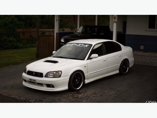 2000 Subaru Legacy B4 Rsk Outside Victoria Victoria