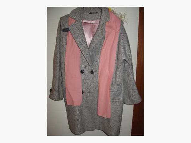 Womens Wool Coat - Size 9/10