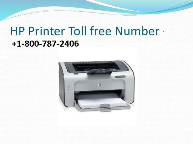 HP Printer Contact Number +1-800-787-2406