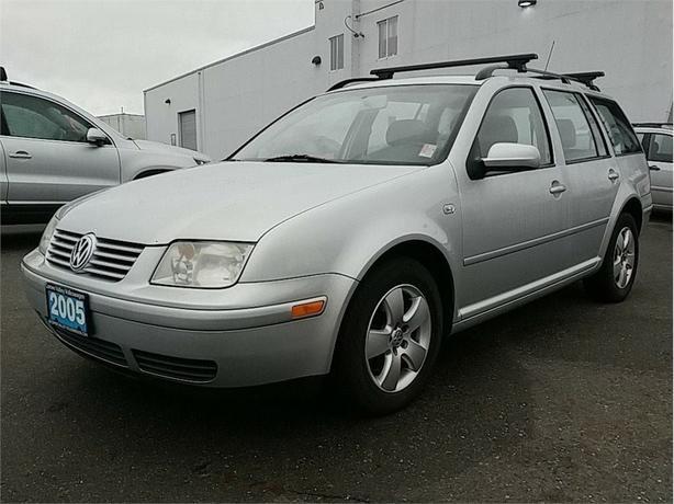 2005 Volkswagen Jetta Wagon GLS TDI