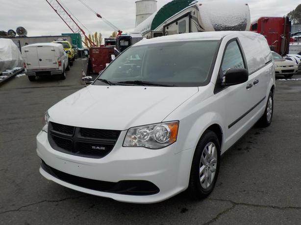 2014 Dodge RAM Caravan Cargo Van