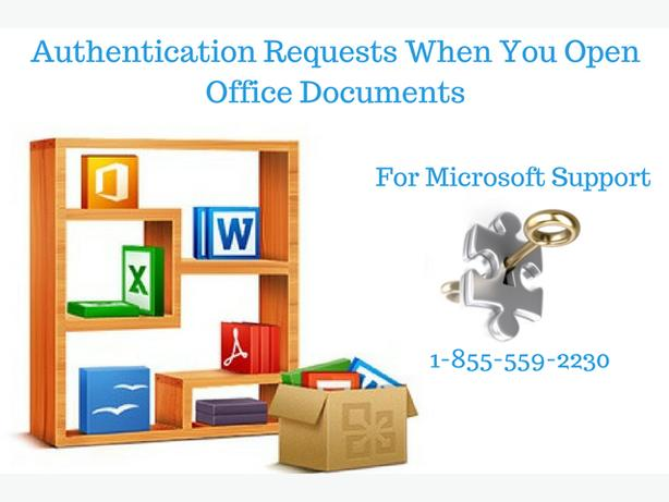 How to Troubleshoot Authentication issue in MS office?