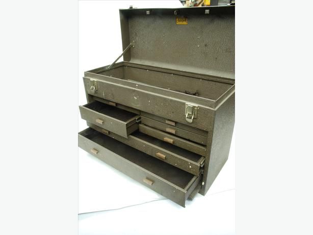 Kennedy 7 drawer box