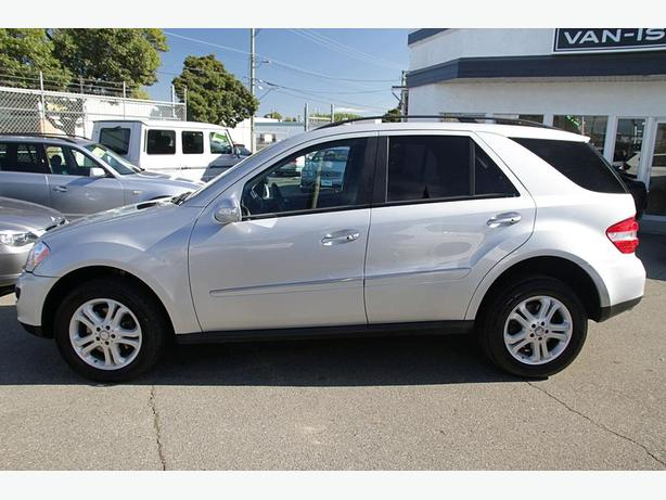 2008 Mercedes-Benz ML320 CDI Diesel - Local BC Vehicle, Low K for the year