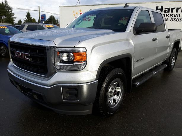 USED 2015 GMC SIERRA 1500 4x4 CREW CAB FOR SALE IN PARKSVILLE