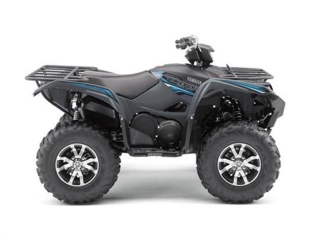 2018 Yamaha Grizzly EPS SE