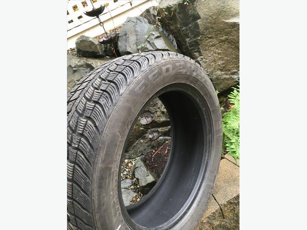 3 - SUV Snow Tires
