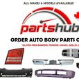 AUTO BODY REPLACEMENT PARTS IN THE OKANAGAN - ORDER ONLINE TODAY