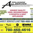 Household APPLIANCE Repairs and Used Sales - Same Day Service
