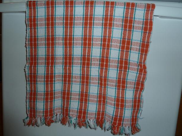 kitchen towel plaid large size New