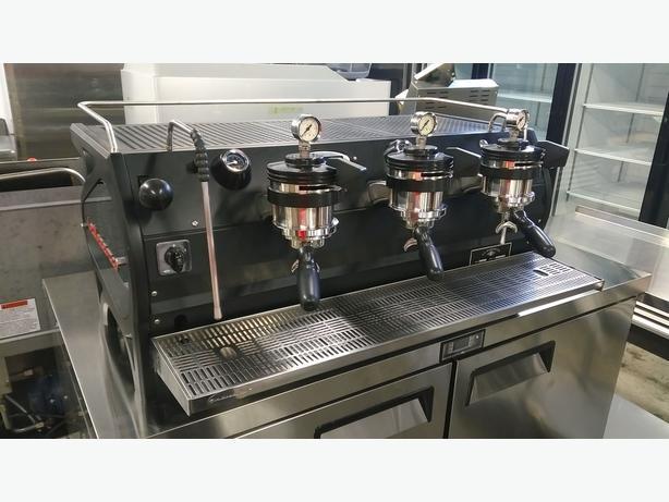 La Marzocco Strada 3 Group Espresso Machine