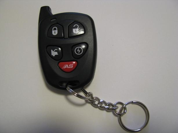 KEY FOB Autostart keyless entry remote transmitter EZSNAH2503
