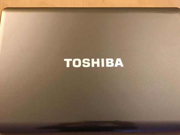 Toshiba Satellite Pro L550