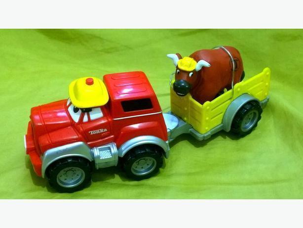 Tonka Lil' Chuck My Talkin' Truck & Friends: