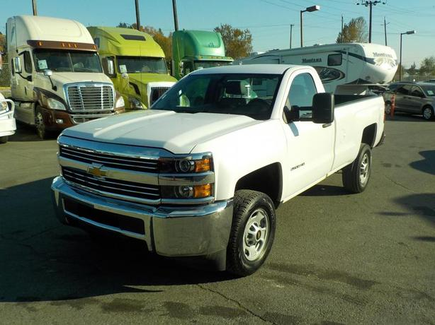 2015 Chevrolet Silverado 2500HD Work Truck Long Box 2WD