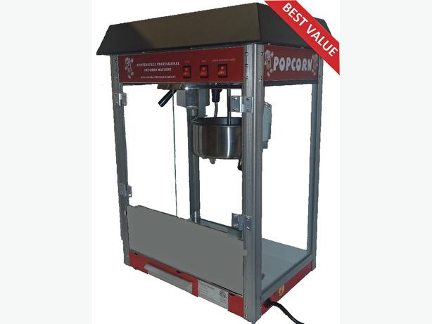 """Commercial Home Theater """"Popcorn Machine"""""""