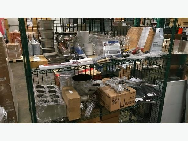 Restaurant Smallwares & Appliances Online Auction (Dec 3 @ 10am)