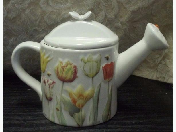 flower teapot ,by  hallmark