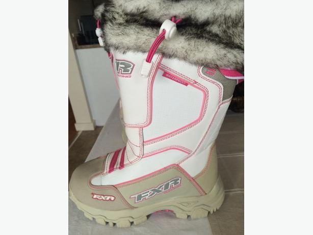 FXR Boots And FXR Ski Jacket