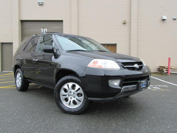 2003 Acura MDX, Leather, Sunroof,  7 Passenger, Low Kms