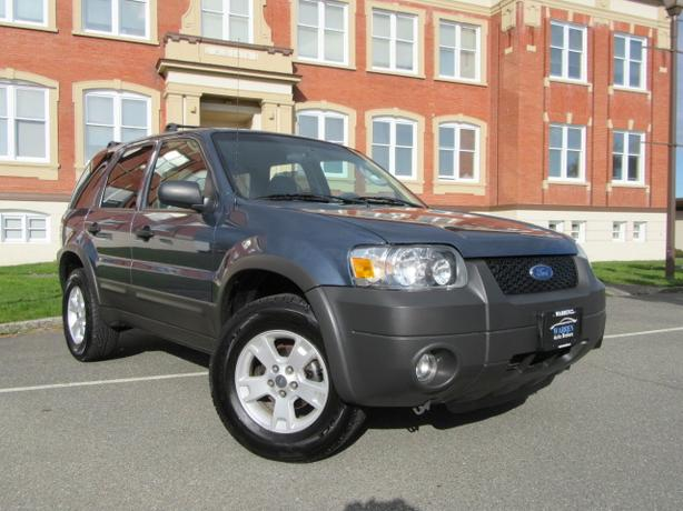 2005 Ford Escape XLT V6, Low Kms! Local Victoria