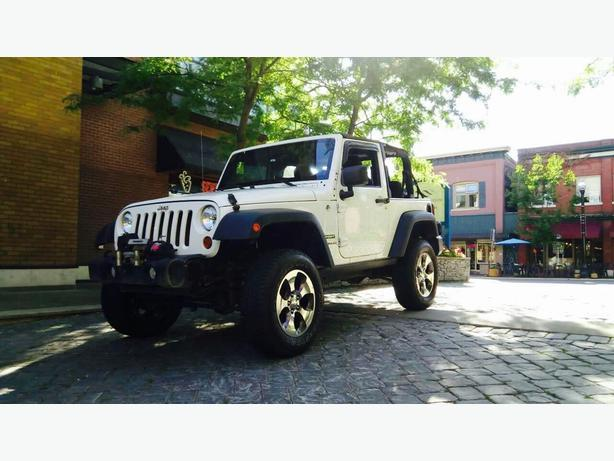 JEEP WRANGLER, 59,000km, Save money and time - Trust Auto