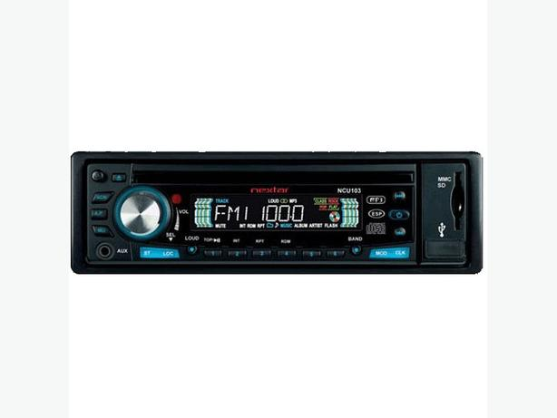 Nextar Ncu103 Car Cd Player Deck