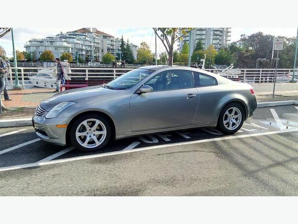 Infiniti G35 coupe, V6 Auto Save time and money - Trust Auto