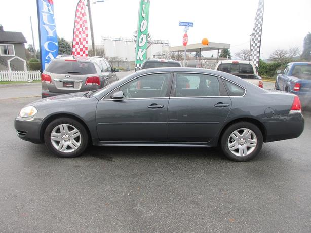 ON SALE! 2011 CHEVY IMPALA 3.5L V6-BC ONLY! GREAT M+S TIRES!