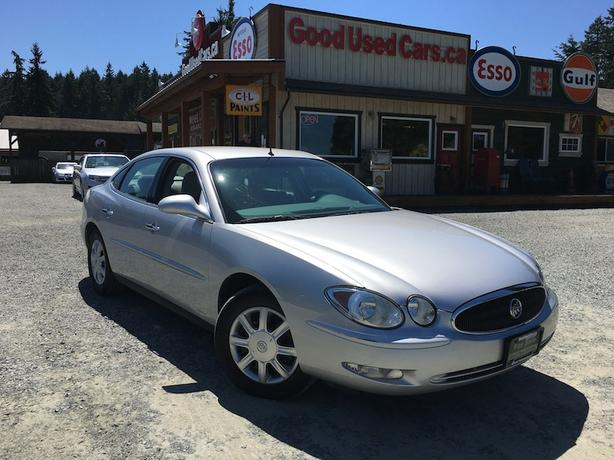2005 Buick Allure - Only 111,000 KM with Air Conditioning!