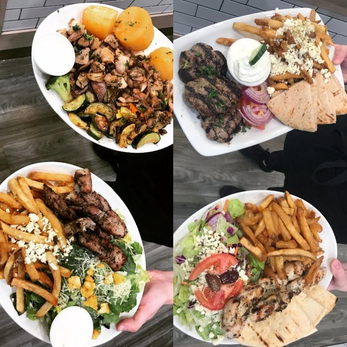 Greek Food Kitchener Waterloo