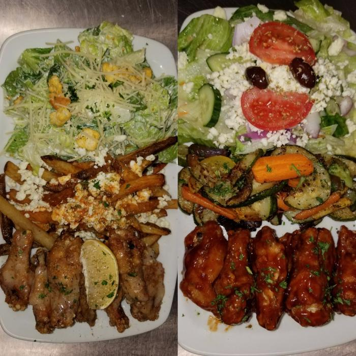 Mr greek authentic greek food west regina regina mobile for Achillion greek cuisine prince george bc