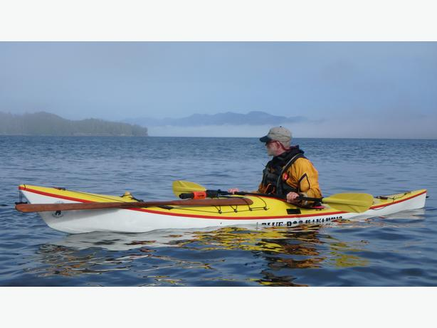 P & H Aries 155 Sea Kayak for sale