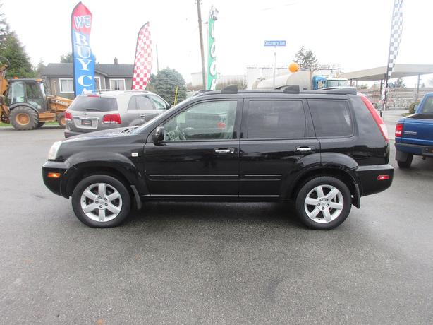 CHRISTMAS SALE! 2006 NISSAN X-TRAIL LE 2.5L I4-BC ONLY! SUNROOF 4X4