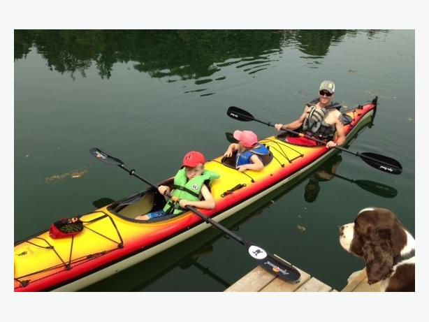 (2017) Seaward Passat G3 Fiberglass Sea Kayak for sale